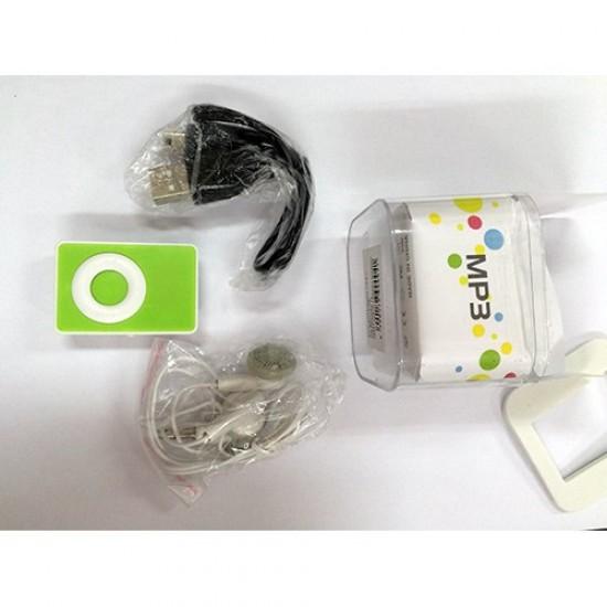 Lector Reproductor Mp3 Player Mini Clip Micro Usb SD