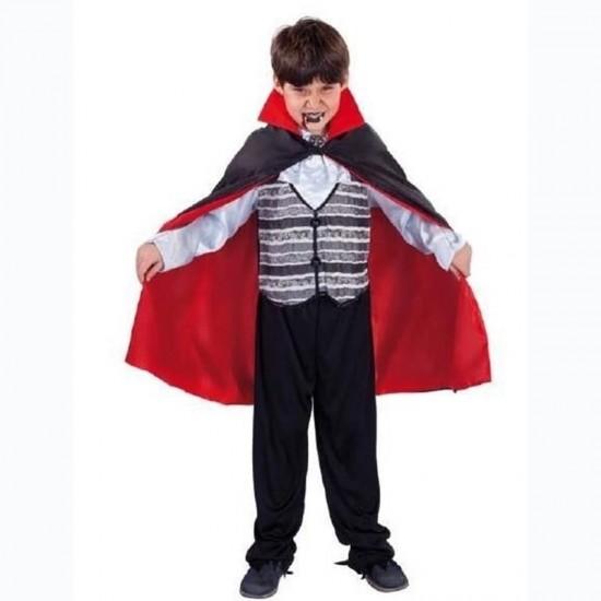 Capa Dracula Forro Rojo 70cm