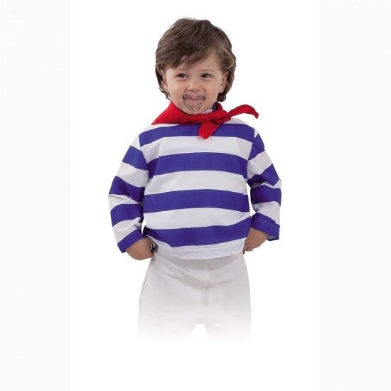 Camiseta Gondolero con Pa&ntildeuelo Infantil