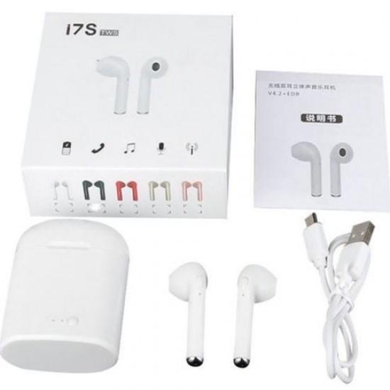 Auricular Bluetooth i7S Microfono Inalambrico Universal