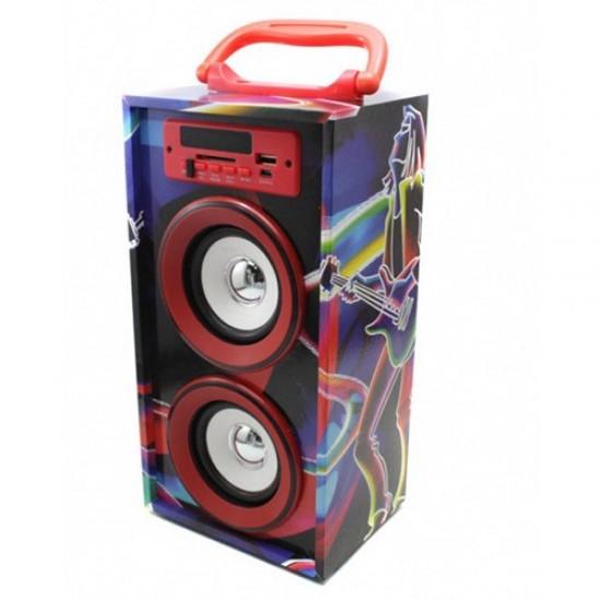 Mueble Audio Portatil Bluetooth