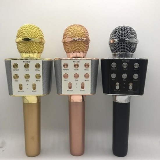 Microfono Wireless Hifi Altavoz