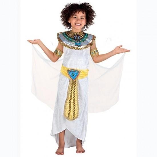 Disfraz Egipcia Infantil ni&ntildea