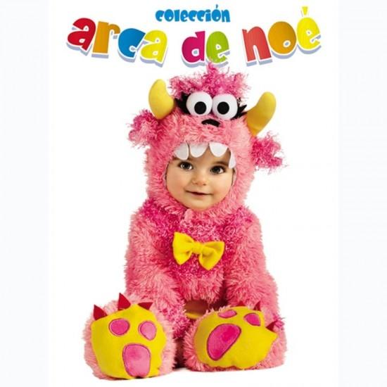 Disfraz Monstruo Infantil Bebe