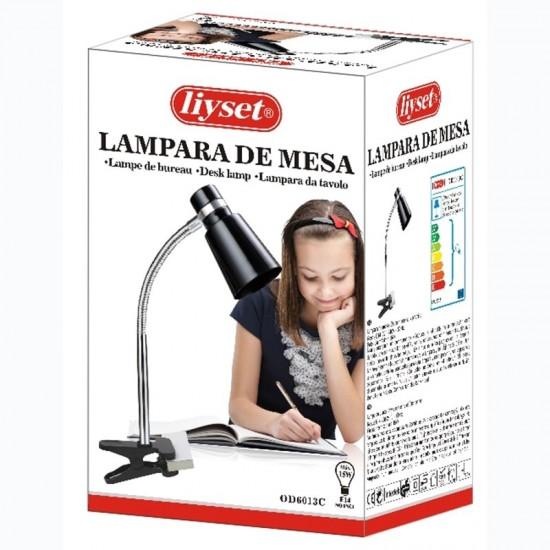 Flexo con Pinza 34x11,5x8cm