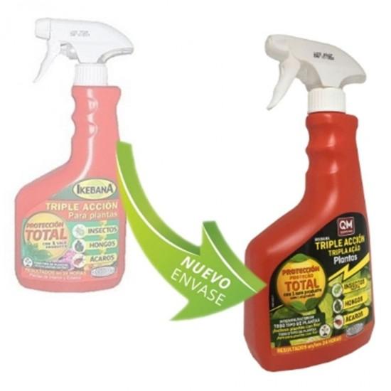 Insecticida Triple Accion Plantas 750ml